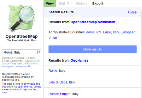 Working with OpenStreetMap | MacOdrum Library